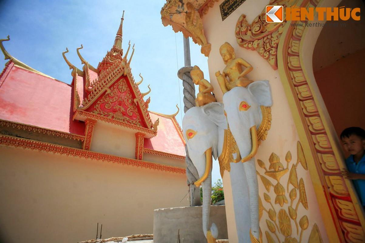 Dieu dac biet o ngoi chua Khmer dac sac nhat Nam Bo-Hinh-21