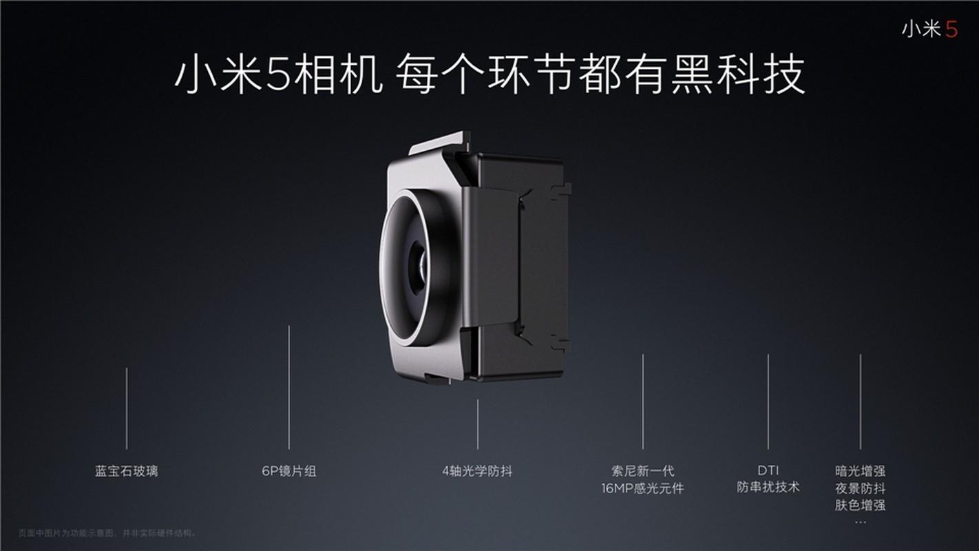 Ngam dien thoai Xiaomi Mi 5 vua chinh thuc trinh lang-Hinh-11