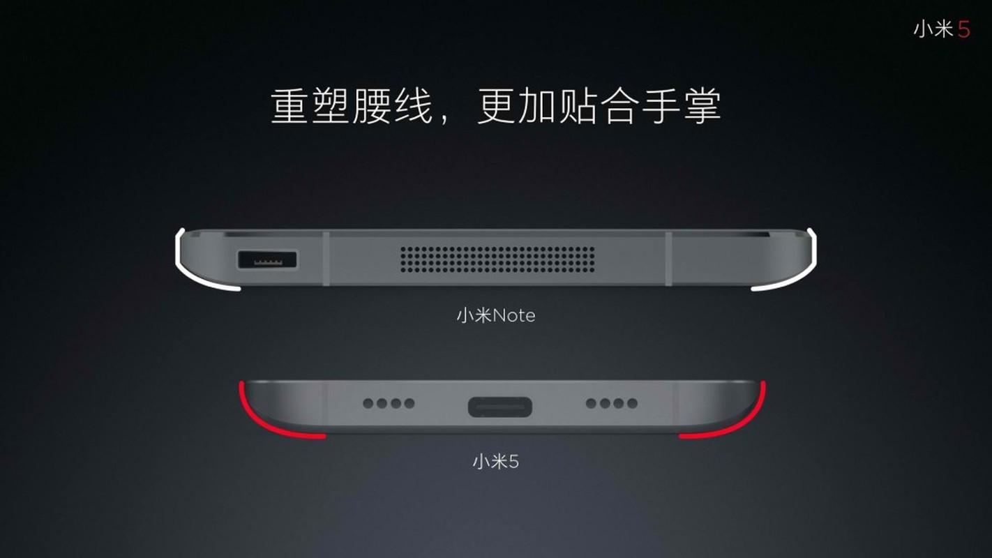 Ngam dien thoai Xiaomi Mi 5 vua chinh thuc trinh lang-Hinh-12