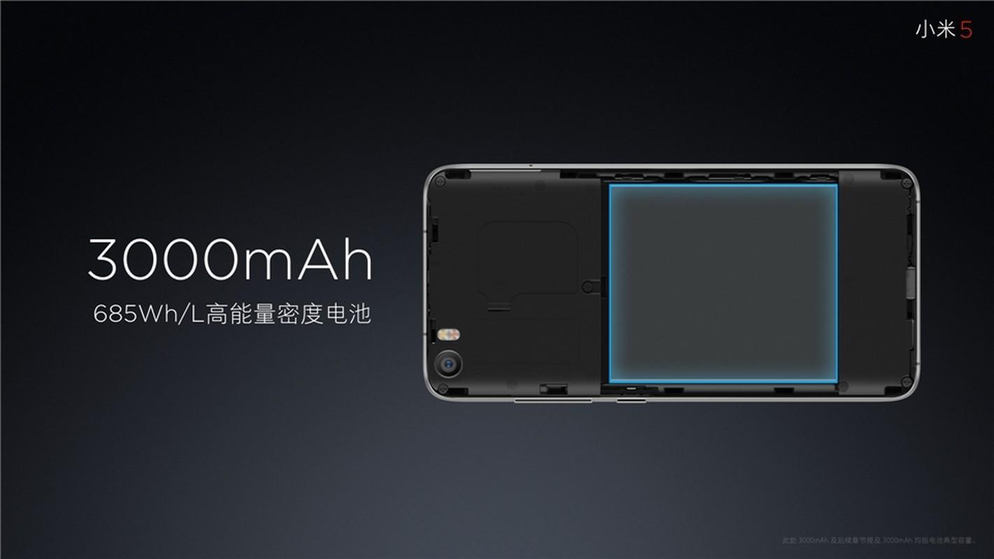 Ngam dien thoai Xiaomi Mi 5 vua chinh thuc trinh lang-Hinh-13