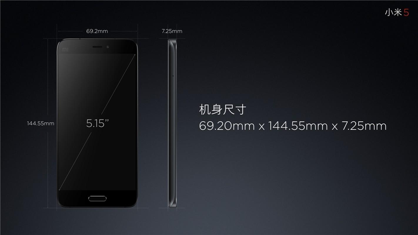 Ngam dien thoai Xiaomi Mi 5 vua chinh thuc trinh lang-Hinh-5