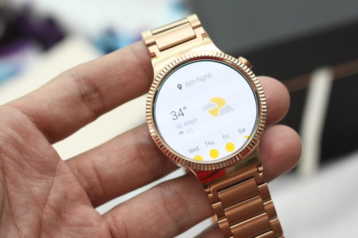Mo hop dong ho Huawei Watch, gia 25 trieu dong tai Viet Nam-Hinh-14