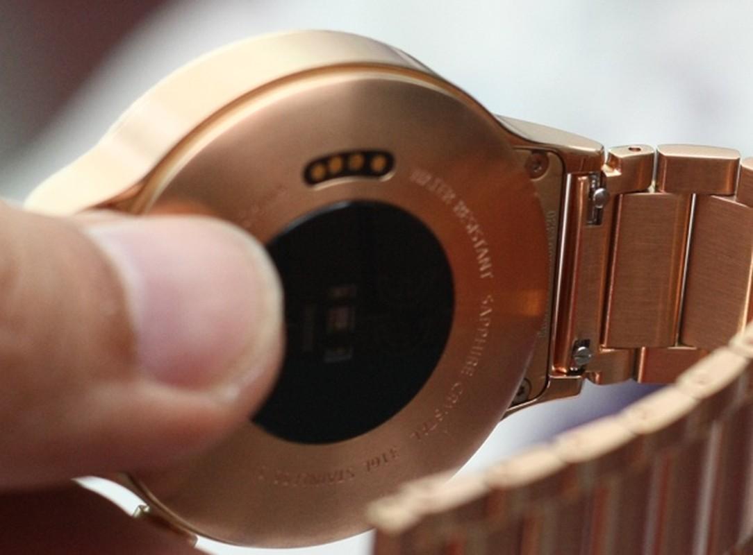 Mo hop dong ho Huawei Watch, gia 25 trieu dong tai Viet Nam-Hinh-9