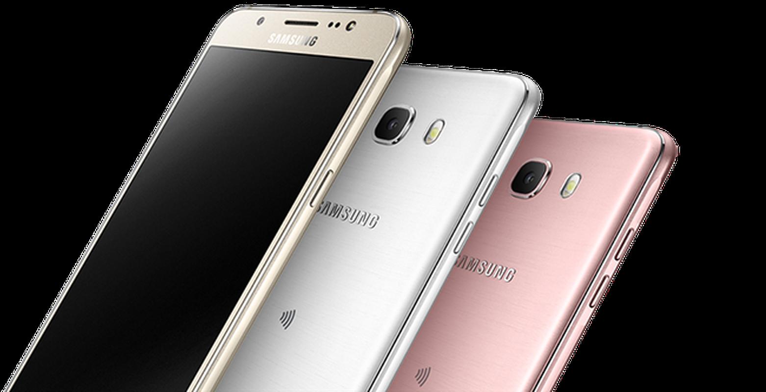 Ra mat dien thoai Samsung Galaxy J5 va J7 phien ban 2016-Hinh-2