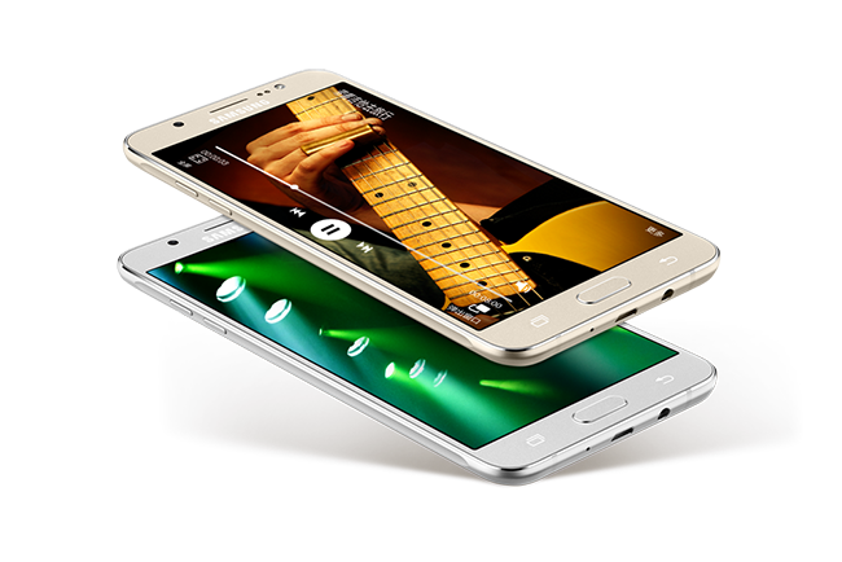 Ra mat dien thoai Samsung Galaxy J5 va J7 phien ban 2016