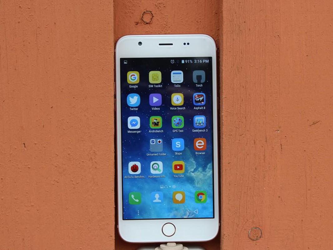 Soi smartphone giong het iPhone 6s Plus, gia re khong tuong-Hinh-7