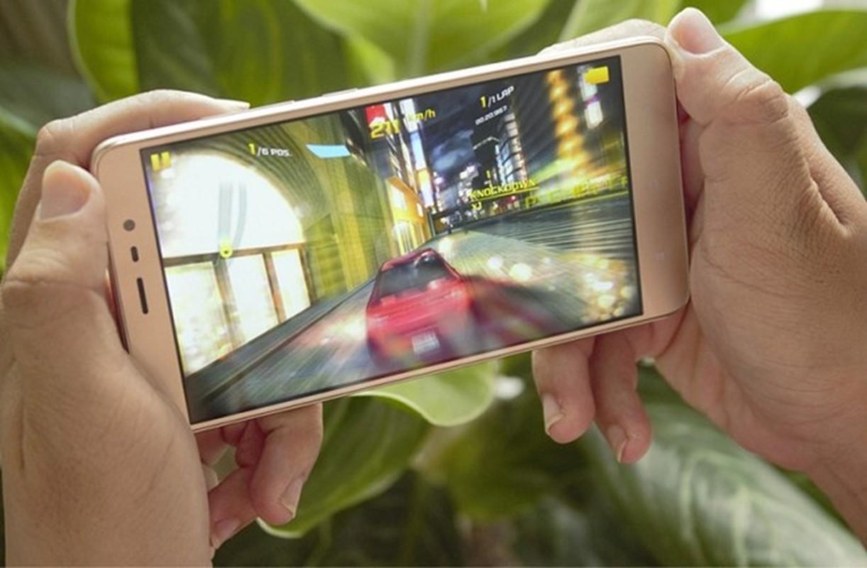 5 smartphone man hinh lon, RAM 3 GB tam gia 5 trieu dong