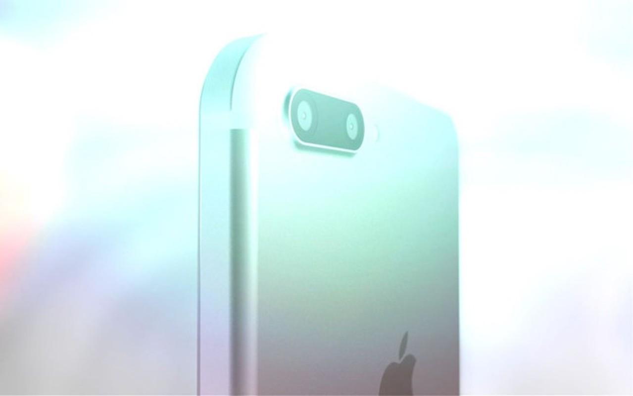 Chiem nguong concept dien thoai iPhone 7 camera kep dep long lanh