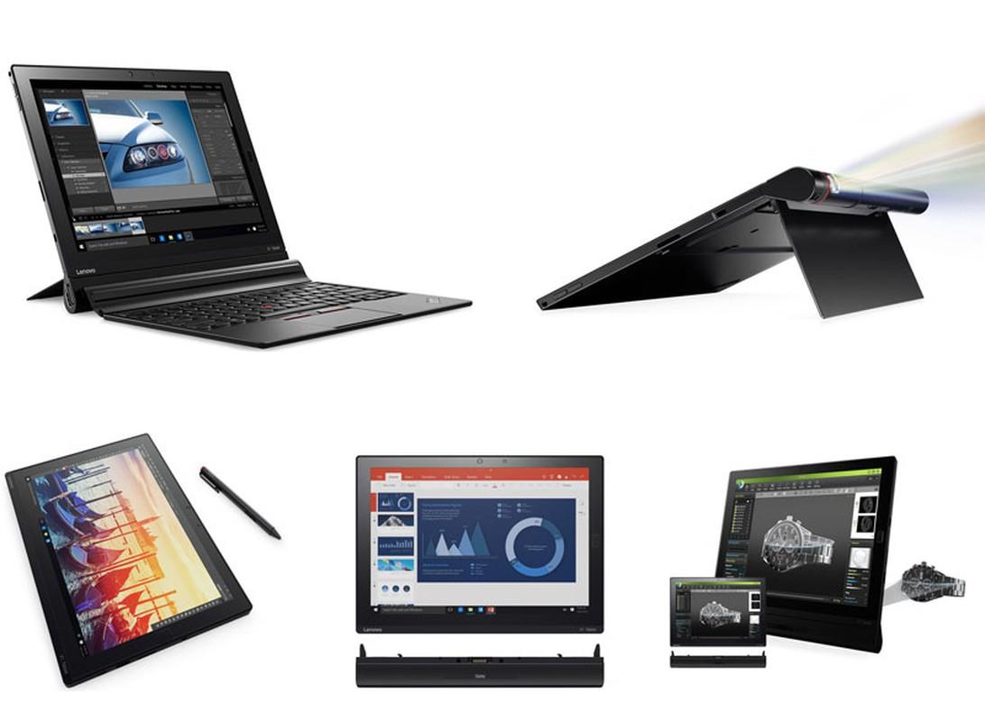 Ngam may tinh bang Lenovo ThinkPad X1 Tablet  danh cho doanh nhan-Hinh-2