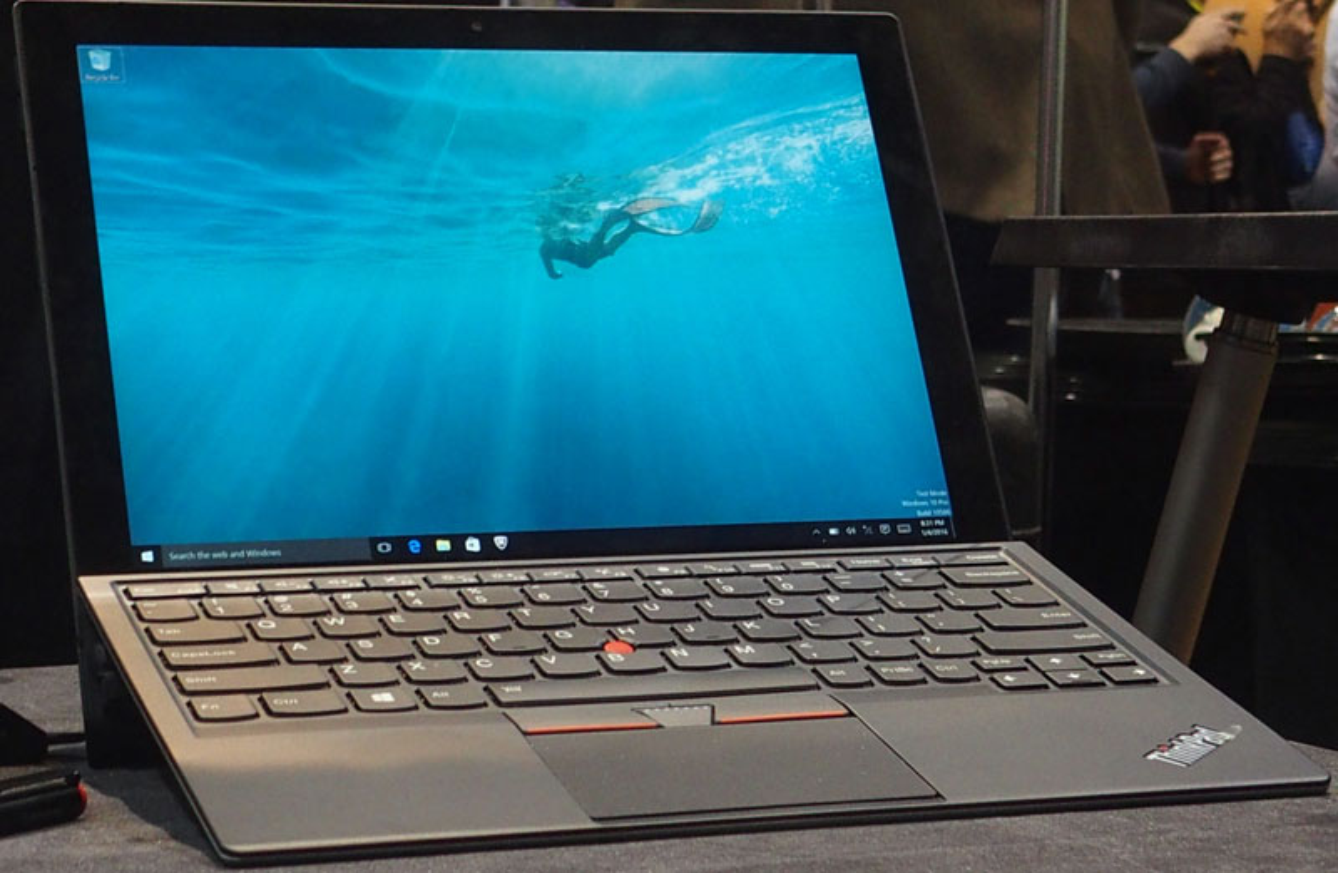 Ngam may tinh bang Lenovo ThinkPad X1 Tablet  danh cho doanh nhan-Hinh-5