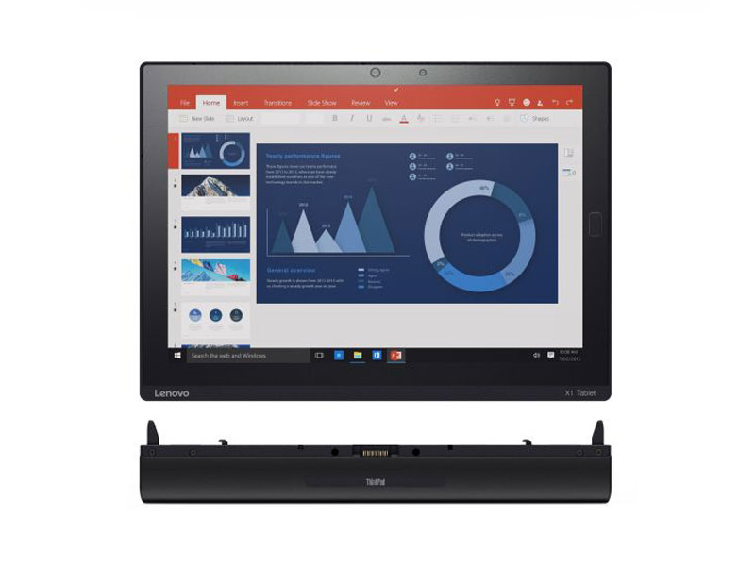Ngam may tinh bang Lenovo ThinkPad X1 Tablet  danh cho doanh nhan-Hinh-7