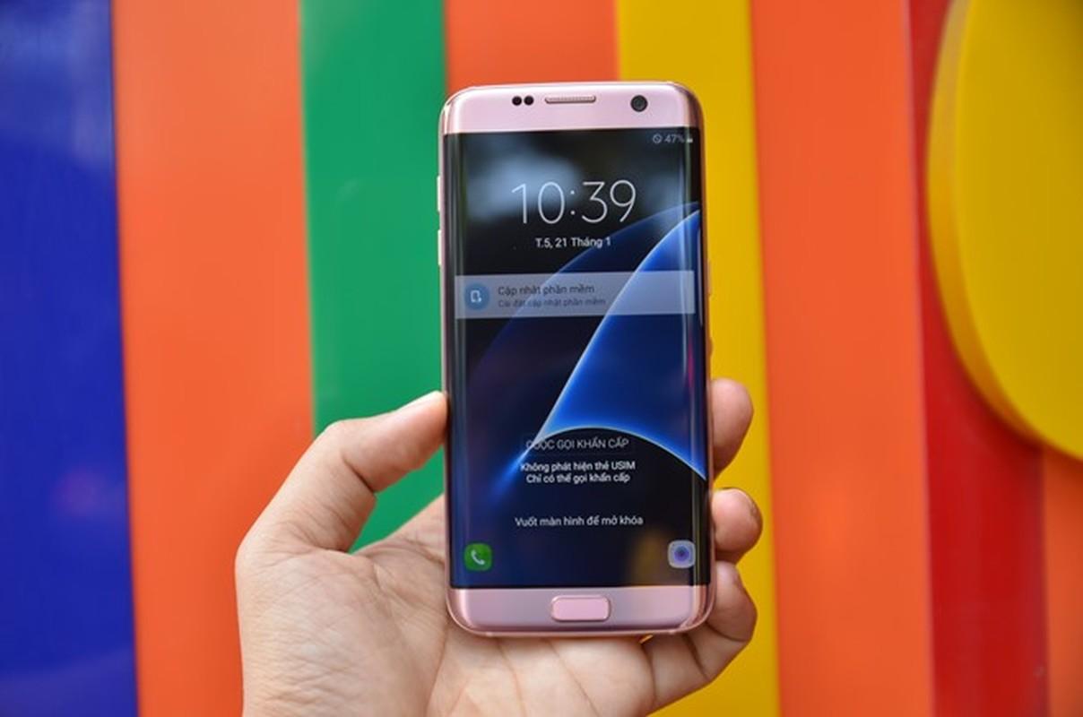 Mo hop dien thoai Samsung Galaxy S7 edge vang hong dau tien o VN-Hinh-6