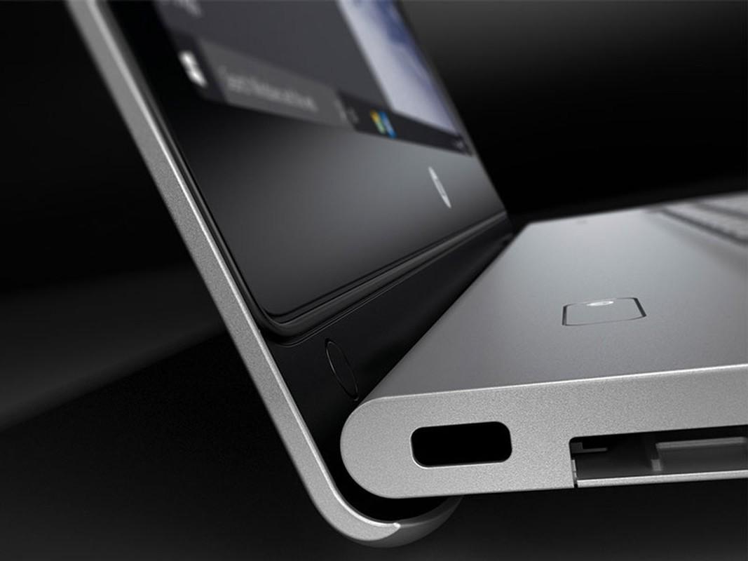 Ngam HP Envy 13: Laptop vo kim loai, mong hon MacBook Air-Hinh-20