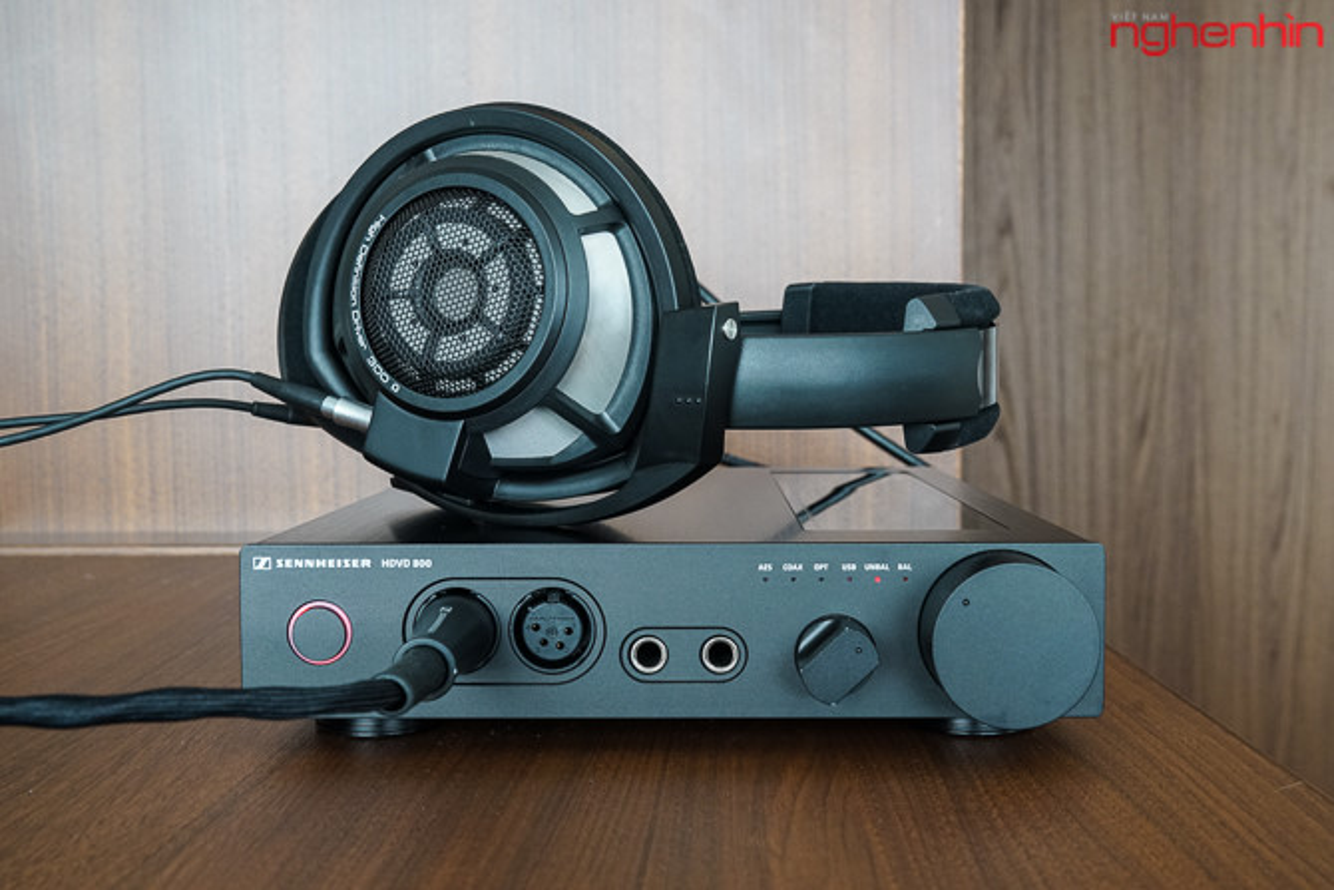 Trai nghiem tai nghe Sennheiser HD800s gia gan 40 trieu dong