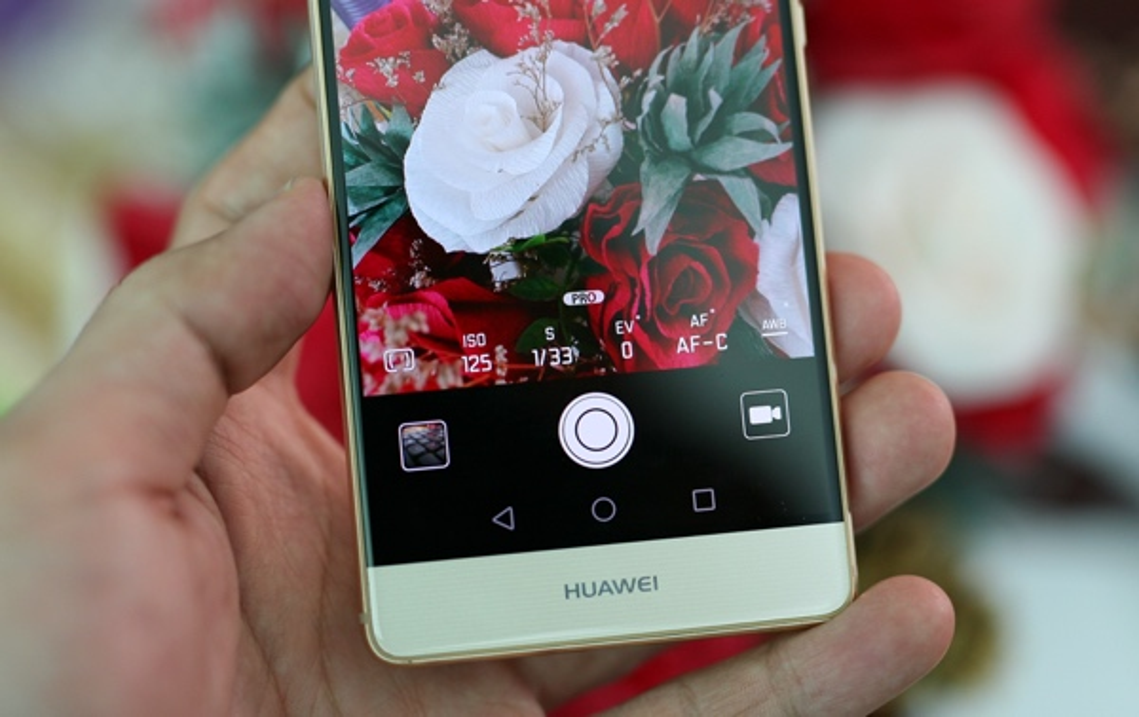 Mo hop dien thoai Huawei P9, hai camera Leica, thiet ke dep-Hinh-17