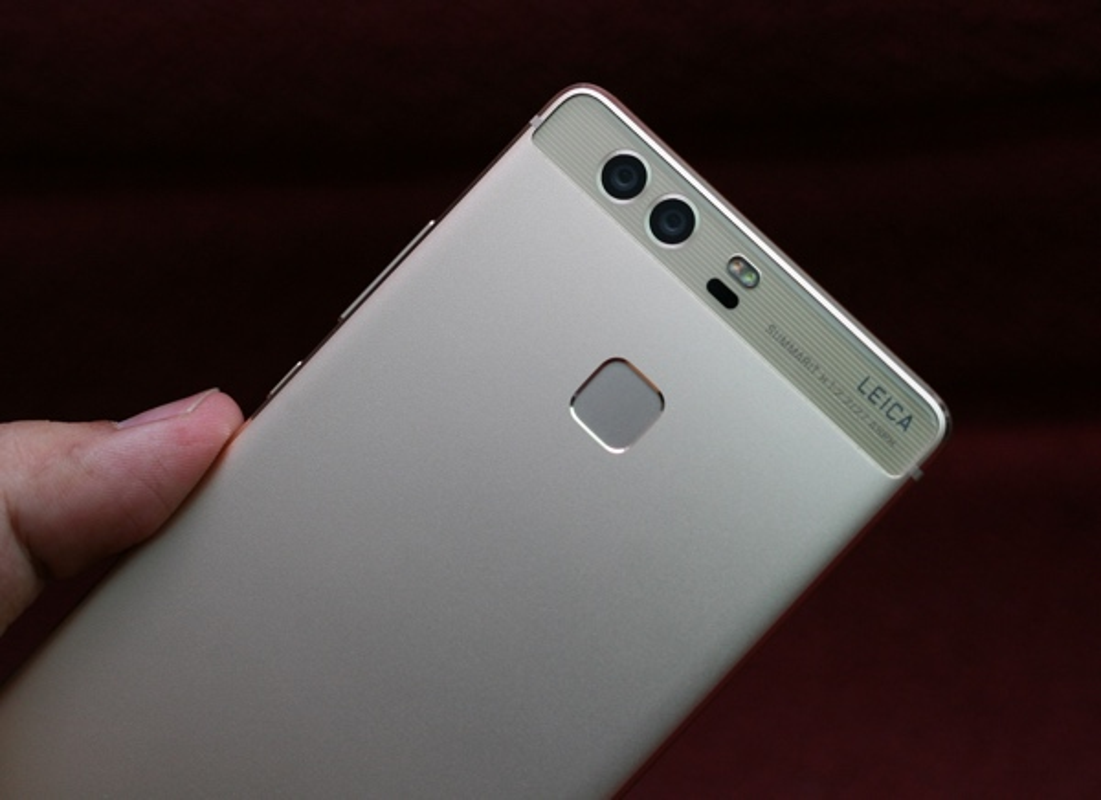 Mo hop dien thoai Huawei P9, hai camera Leica, thiet ke dep-Hinh-8