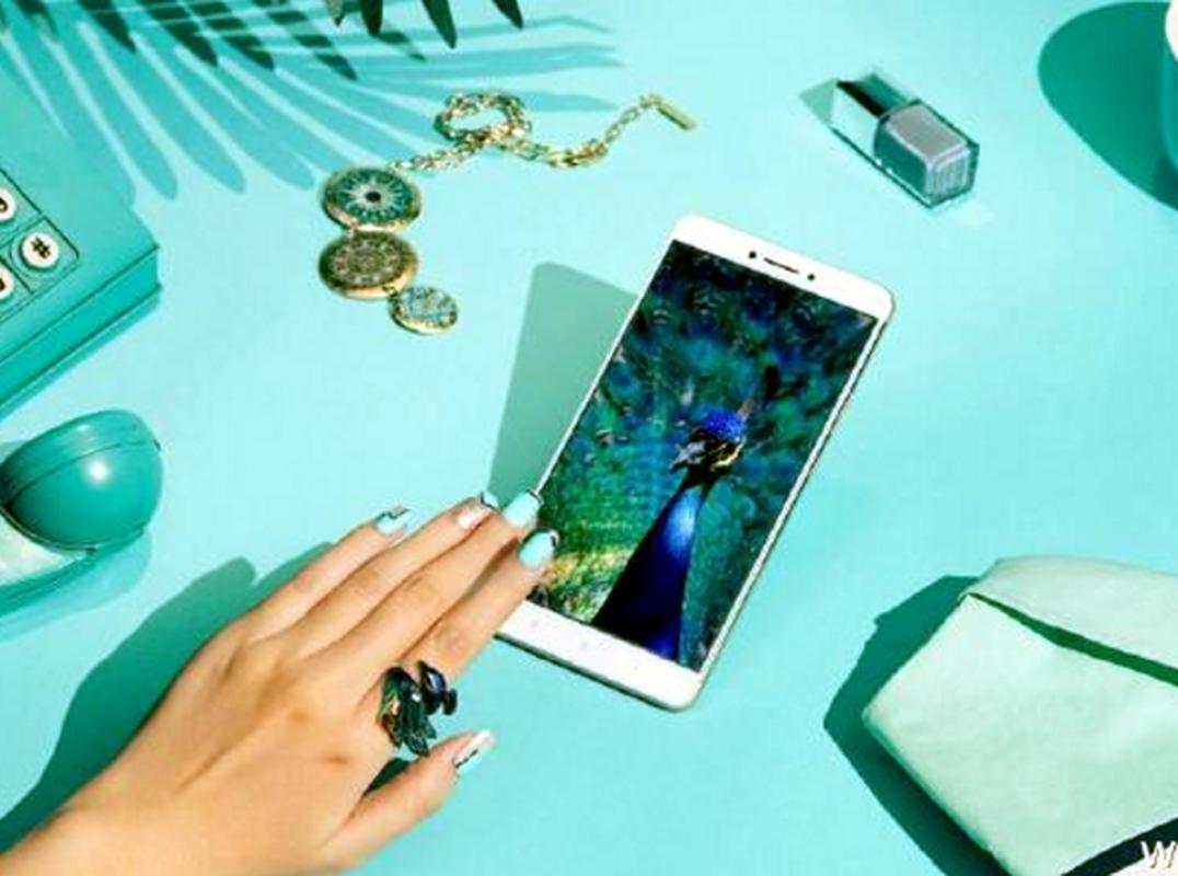 Ngam dien thoai Xiaomi Mi Max 6,44 inch gia hap dan-Hinh-5