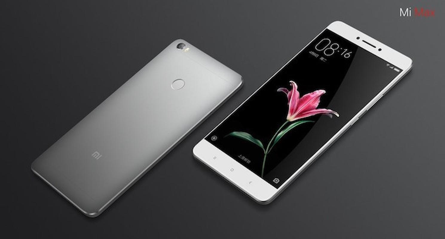 Ngam dien thoai Xiaomi Mi Max 6,44 inch gia hap dan