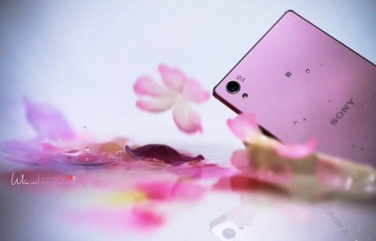 Diem danh nhung smartphone mau vang hong tai Viet Nam-Hinh-5
