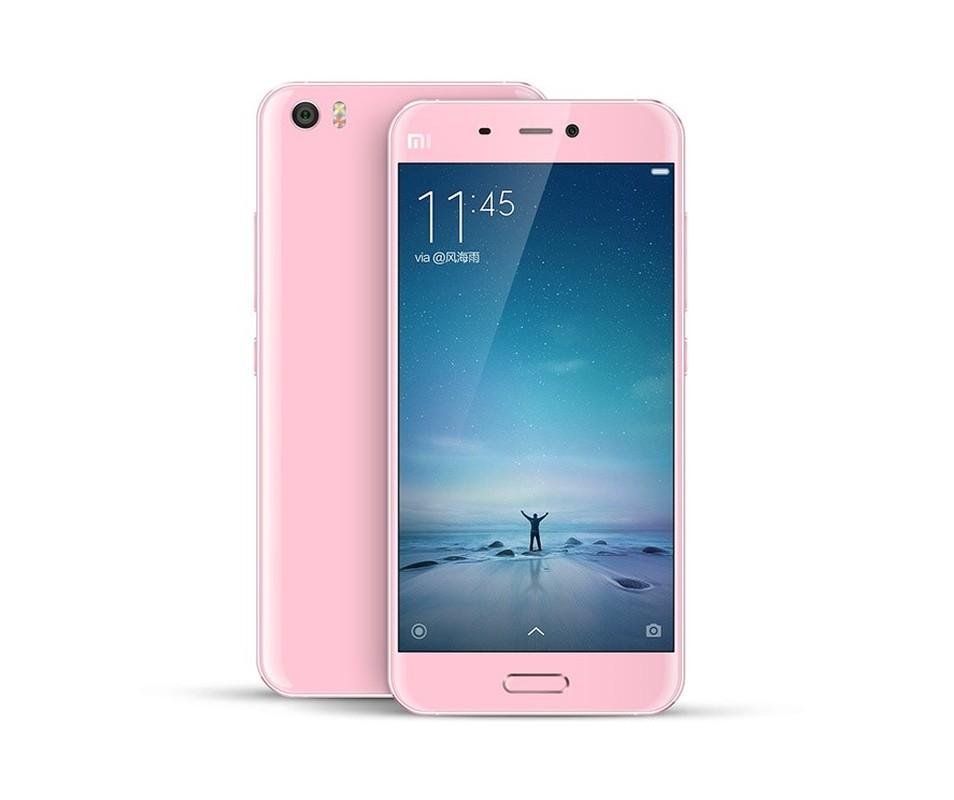 Diem danh nhung smartphone mau vang hong tai Viet Nam-Hinh-7