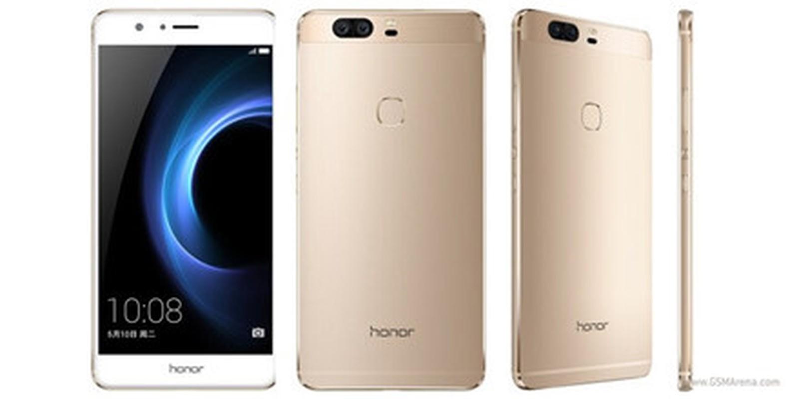 """Soi dIen thoai Huawei Honor V8 vua chinh thuc """"xuat dau lo dien""""-Hinh-3"""