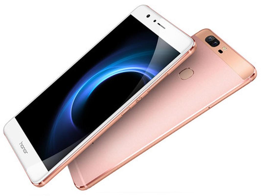 """Soi dIen thoai Huawei Honor V8 vua chinh thuc """"xuat dau lo dien""""-Hinh-4"""