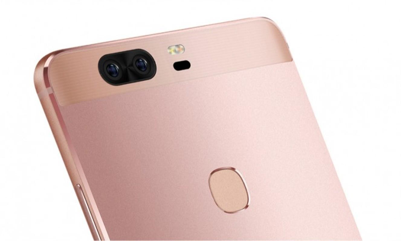 """Soi dIen thoai Huawei Honor V8 vua chinh thuc """"xuat dau lo dien"""""""