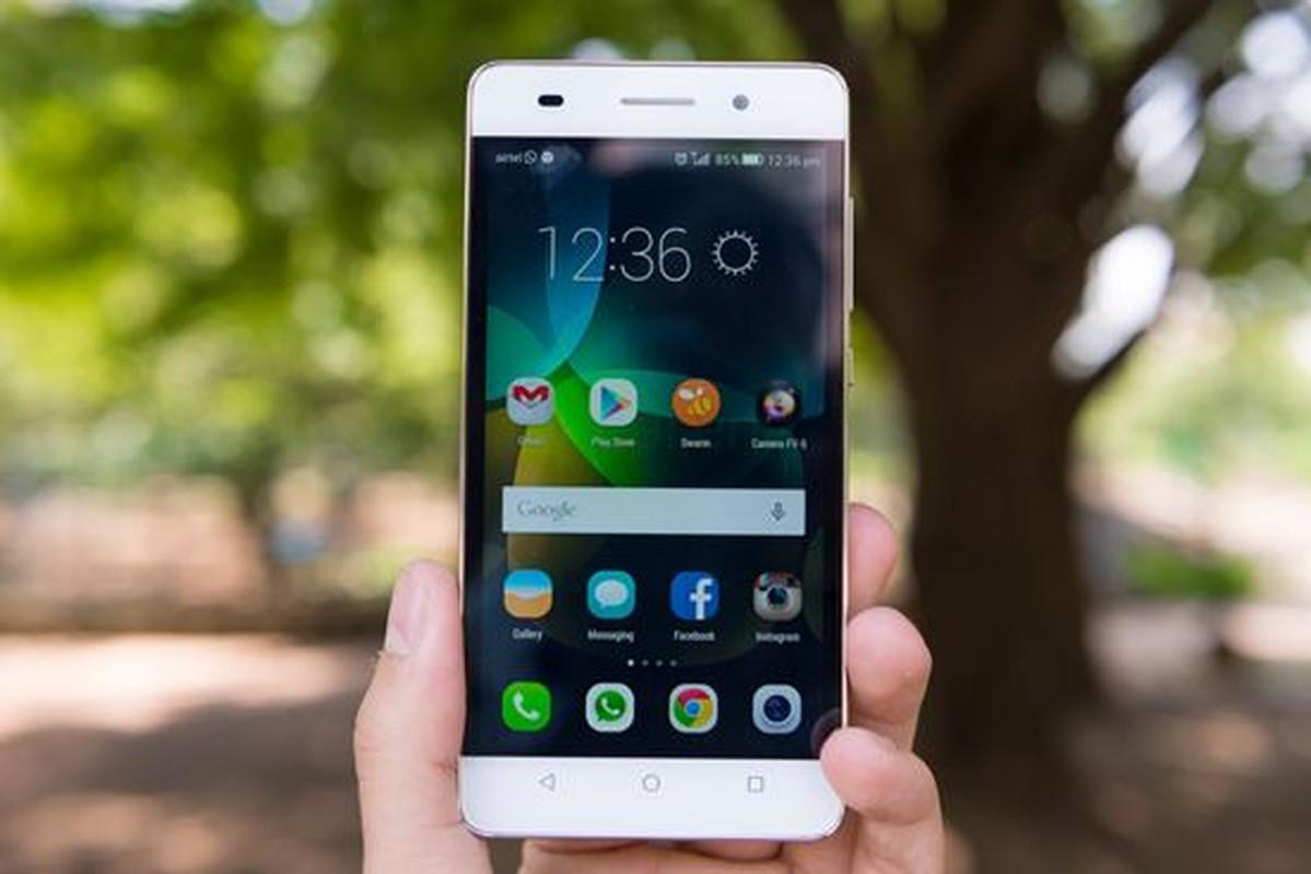 Top smartphone so huu RAM 2GB, Android 5 gia duoi 5 trieu