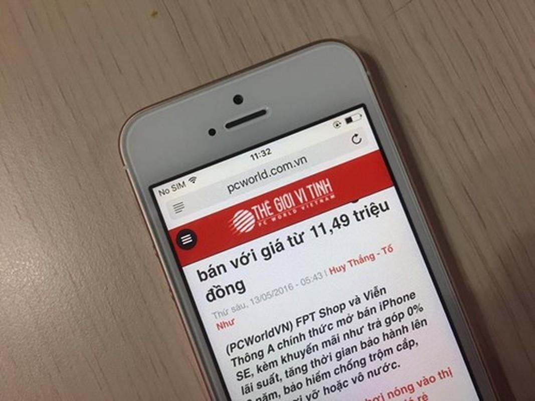 """Soi iPhone SE vang hong """"chinh hang"""" o VN-Hinh-5"""