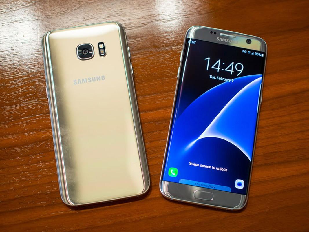 Top 10 smartphone an tuong da ra mat nam 2016