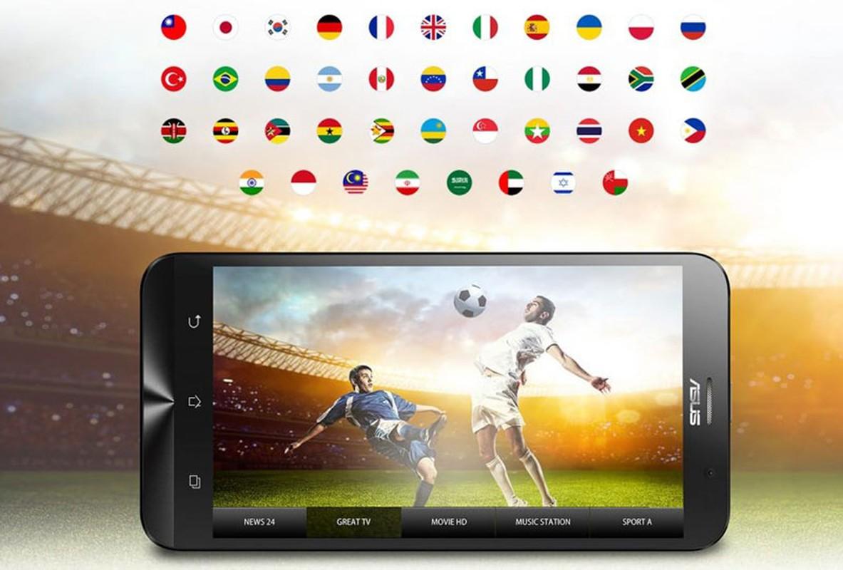 Can canh dien thoai Asus ZenFone Go TV - smartphone chuyen xem TV-Hinh-3