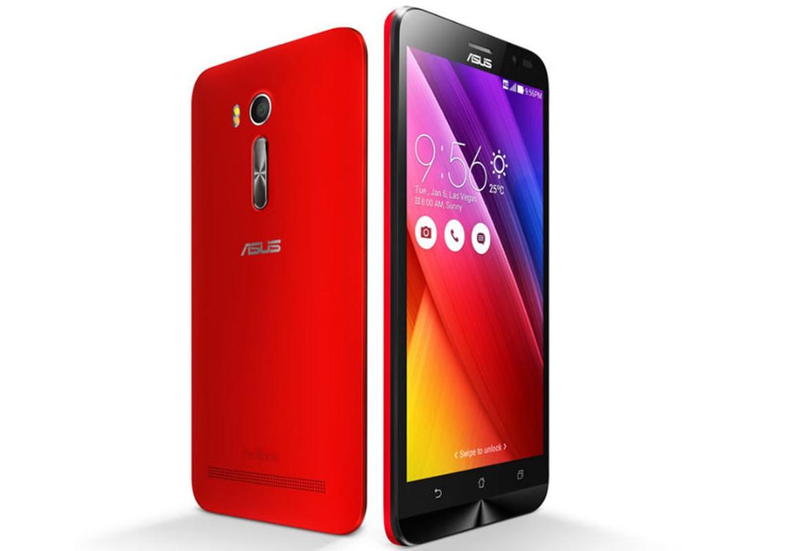 Can canh dien thoai Asus ZenFone Go TV - smartphone chuyen xem TV
