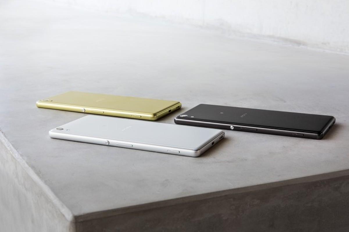 """""""Lo mat"""" ve dien thoai khong lo Sony Xperia XA Ultra"""