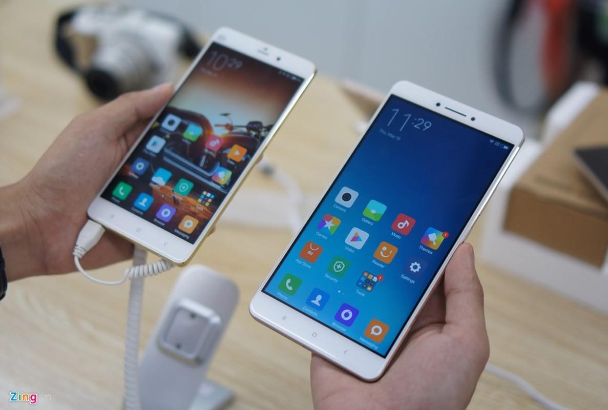 Tan muc dien thoai Xiaomi Mi Max vua ve Viet Nam-Hinh-10