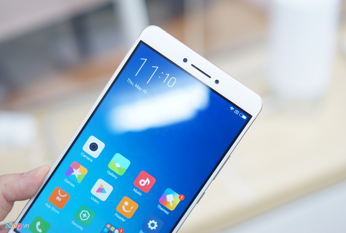 Tan muc dien thoai Xiaomi Mi Max vua ve Viet Nam-Hinh-3