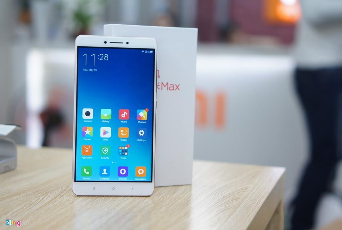 Tan muc dien thoai Xiaomi Mi Max vua ve Viet Nam-Hinh-9