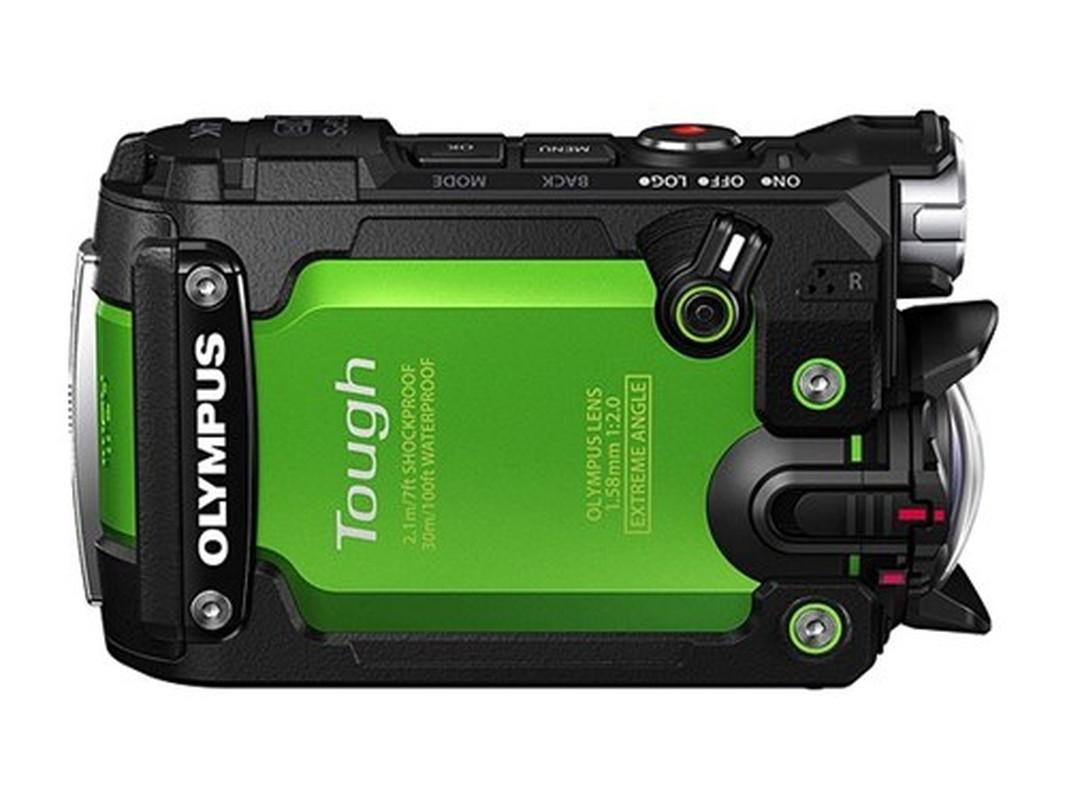 Can canh camera hanh dong sieu ben Olympus TG-Tracker