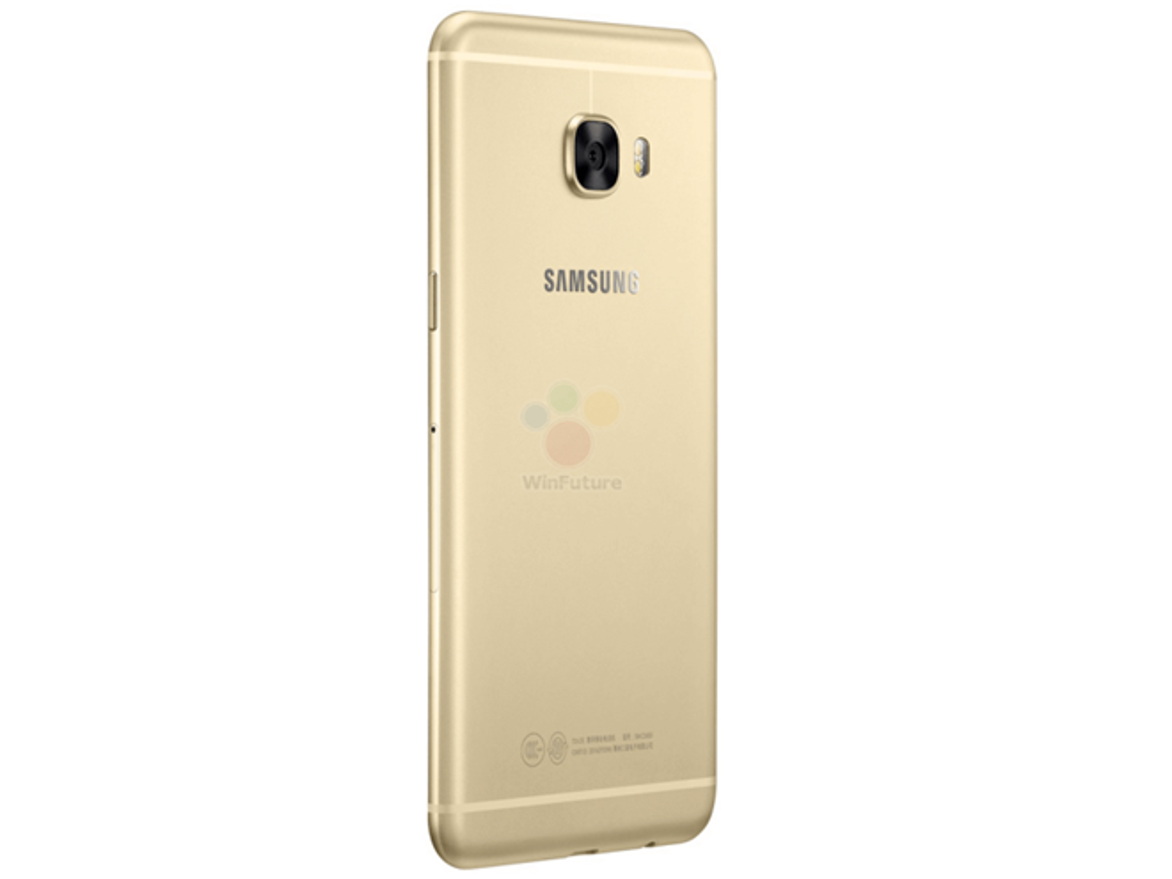Dien thoai Samsung Galaxy C5 lo anh chinh thuc truoc gio ra mat-Hinh-3