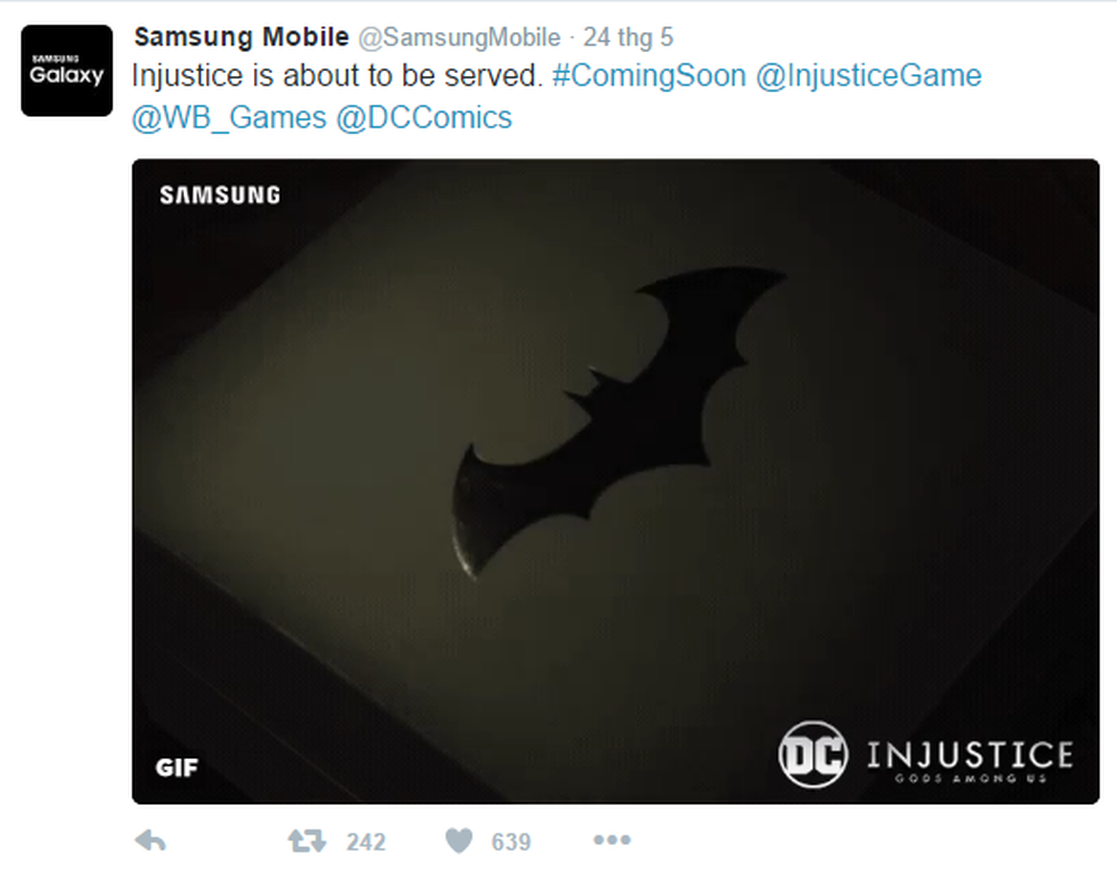 Lo anh dien thoai Samsung Galaxy S7 edge ban gioi han Batman-Hinh-3