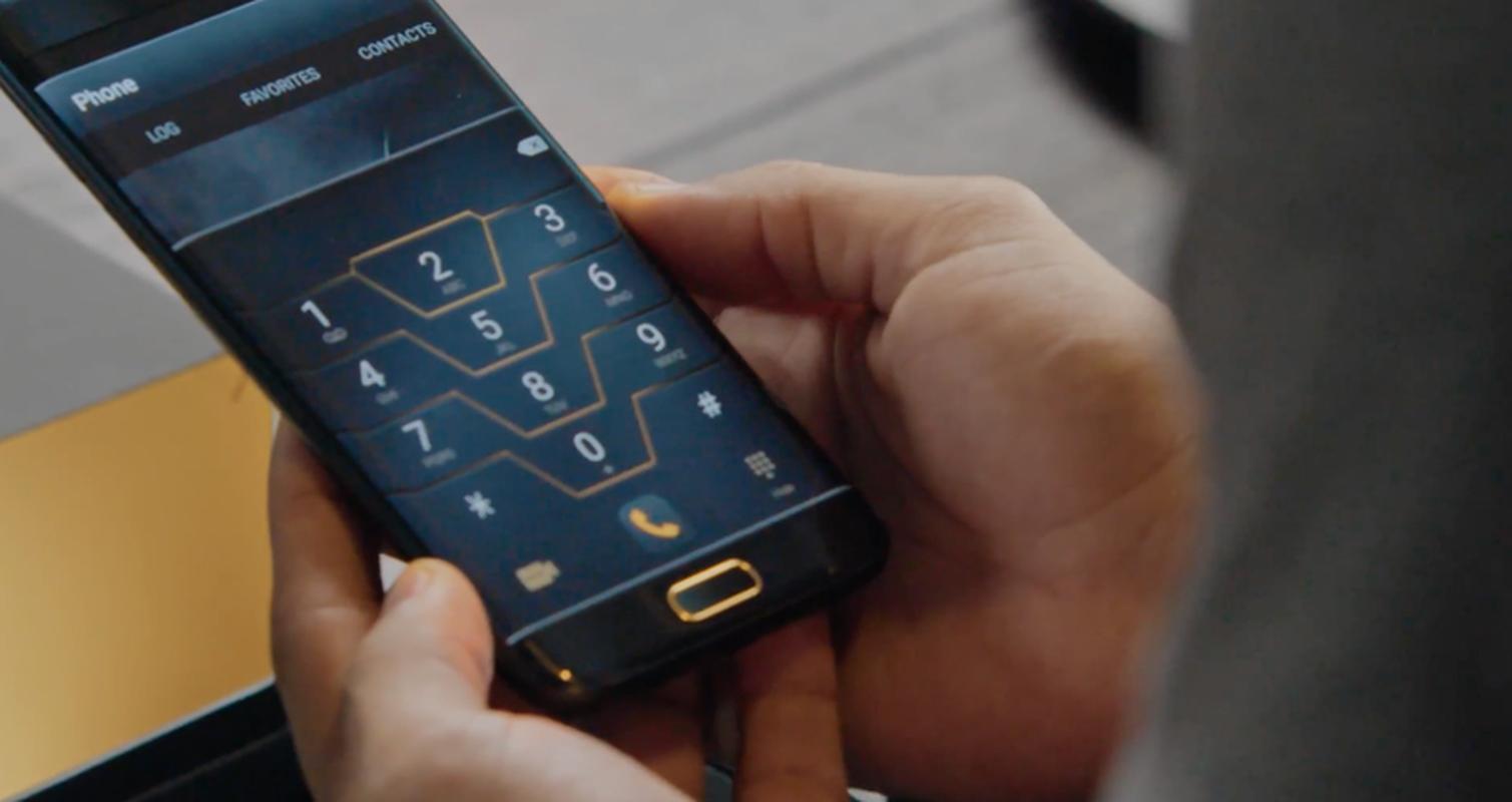 Anh chi tiet dien thoai Samsung Galaxy S7 Edge phien ban Batman-Hinh-8