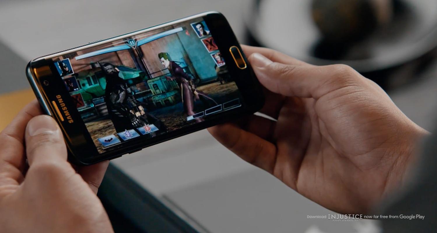 Anh chi tiet dien thoai Samsung Galaxy S7 Edge phien ban Batman-Hinh-9