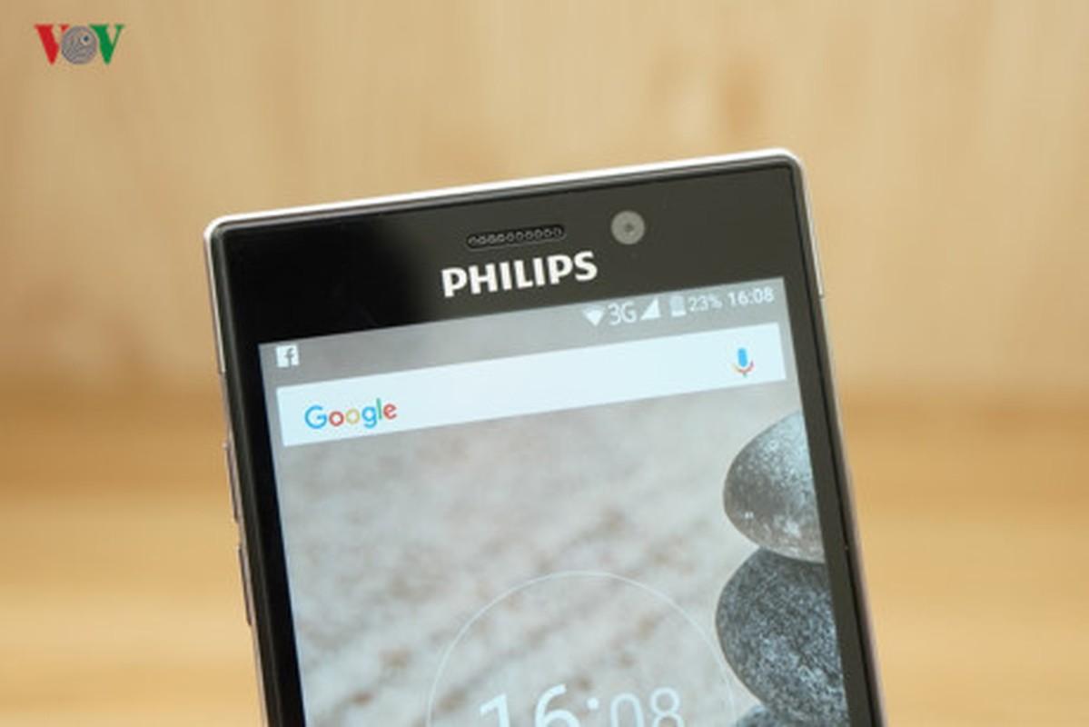 Tren tay dien thoai Philips V787 so huu cong nghe bao ve mat-Hinh-10