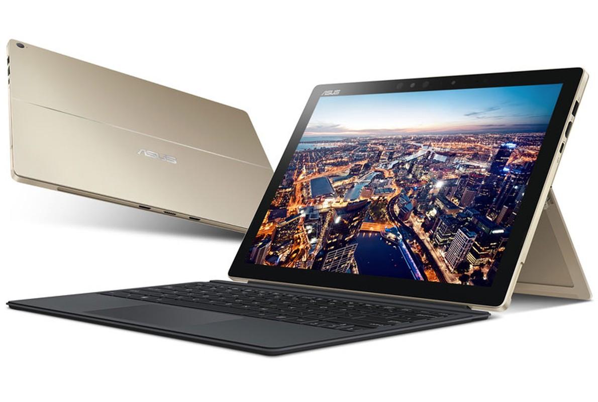 Soi bo ba may tinh bang lai laptop Asus vua ra mat