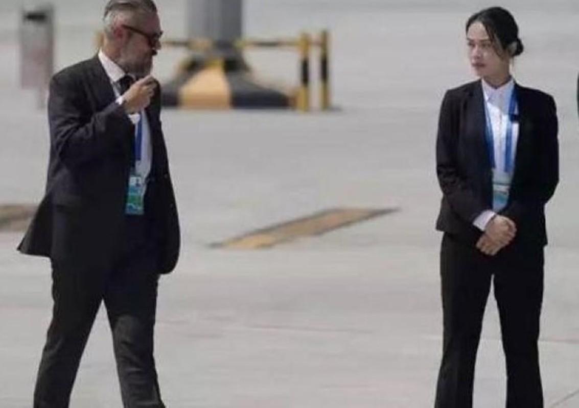 Chan dung nu quan nhan xinh dep tai Hoi nghi thuong dinh G20-Hinh-2