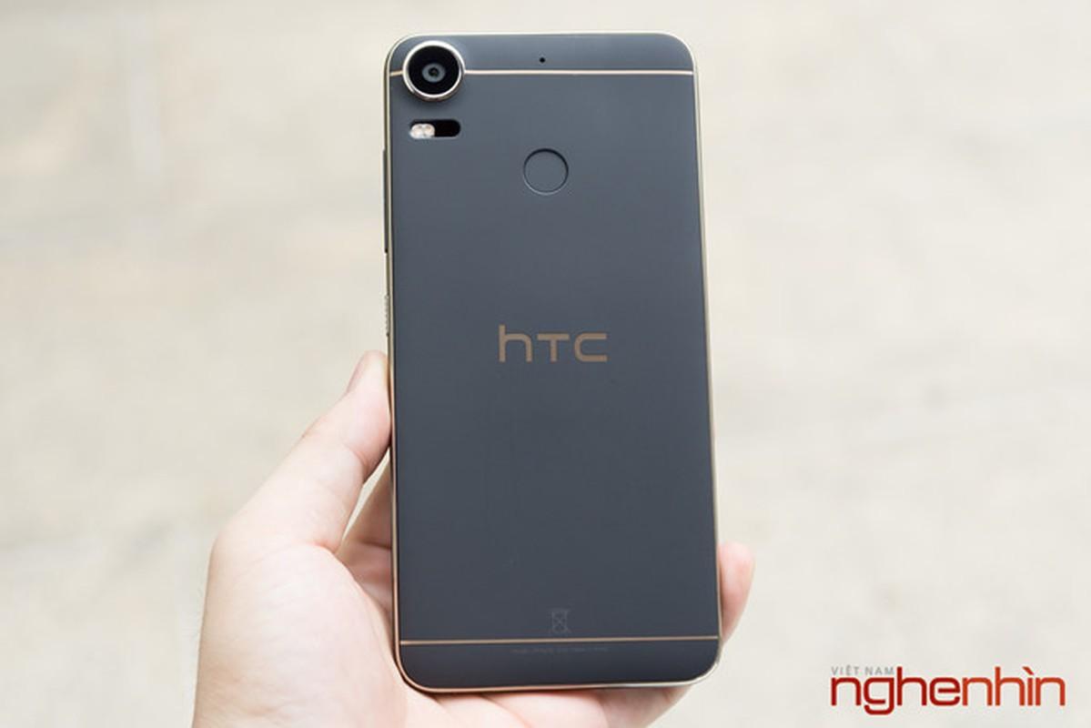 Danh gia nhanh HTC Desire 10 Pro dau tien tai Viet Nam-Hinh-2