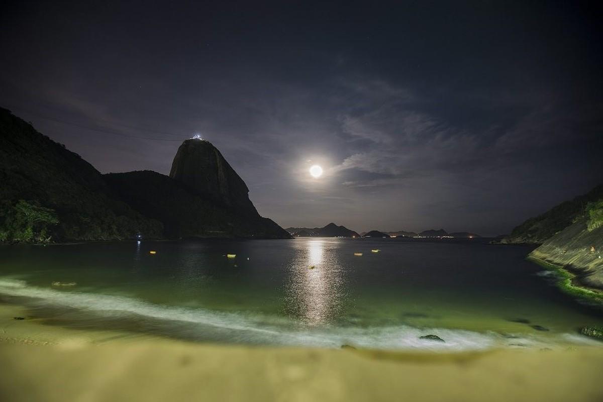 """Chiem nguong hien tuong """"Hunter's moon"""" roi sang bau troi the gioi-Hinh-8"""