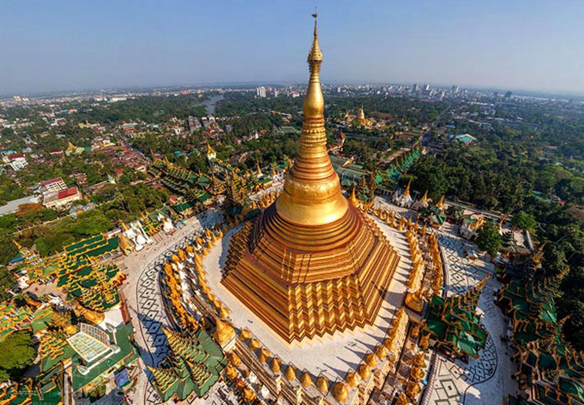 Nhung ngoi chua co noi tieng nhat Myanmar