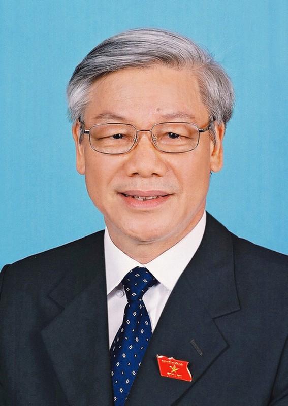Chan dung cac Tong bi thu Dang Cong san Viet Nam-Hinh-11