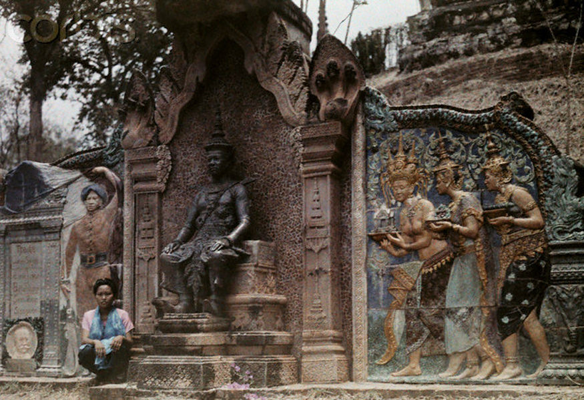 Anh mau cuc hiem ve Campuchia nhung nam 1930-Hinh-8