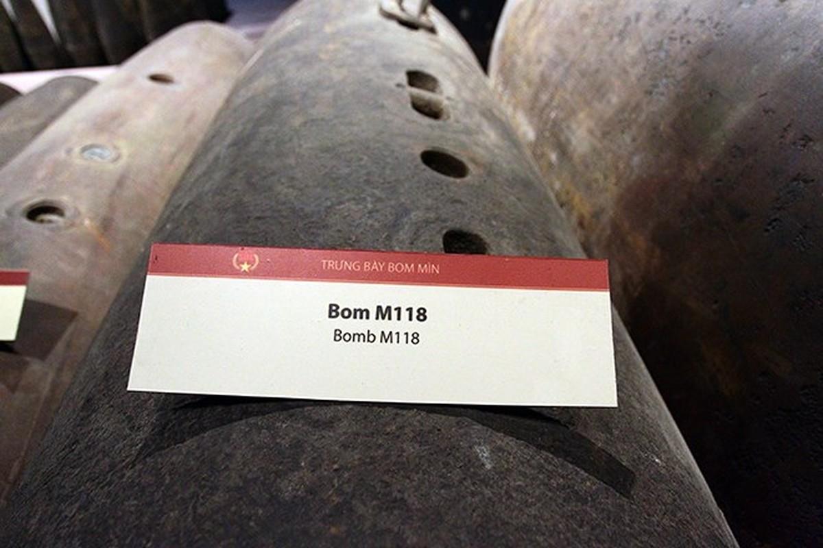 Cận cảnh loại bom M118 vừa được trục vớt tại chân cầu Long Biên - Ảnh 5